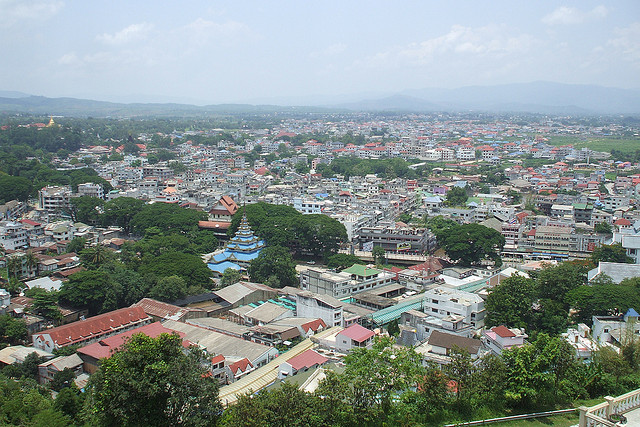 Tachileik Myanmar  city photos gallery : Destination Details