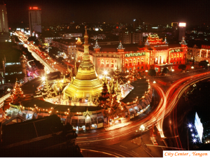 Yangon City Center