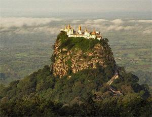 Mt. Popa Full Day Sightseeing Tour Packages